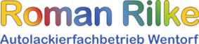 Autolackierfachbetrieb Wentorf, Roman Rilke e.K. - Logo